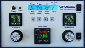 NCM5000 jetting controller