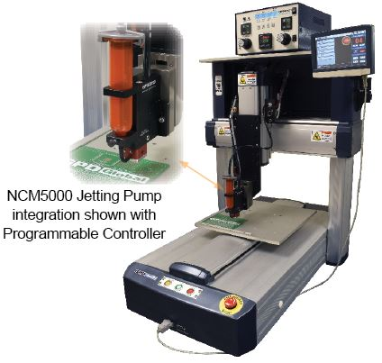 example of indirect integration of Jetting Pump
