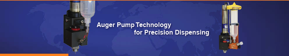 Auger Dispense Pump Technology for Precision Dispensing