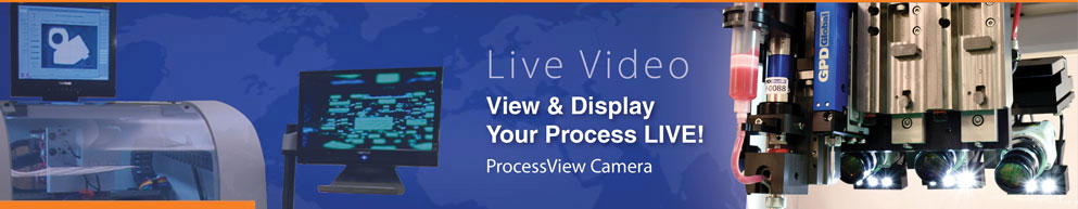 Dispense Process Camera