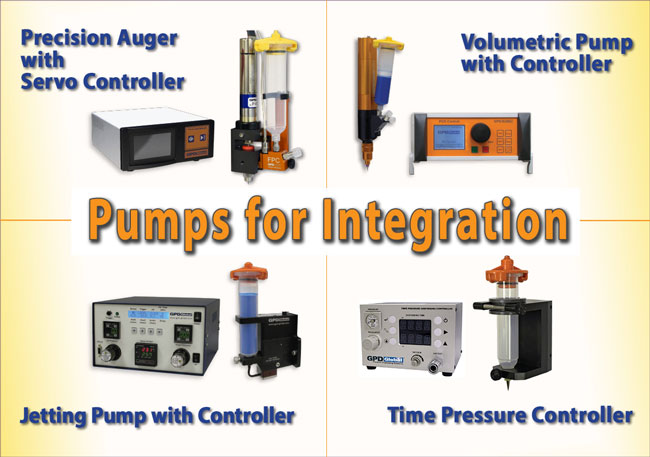 Pumps for Integration