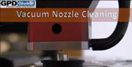 automatic needle cleaner